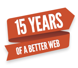 15 years of better web